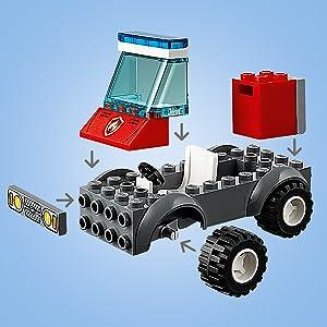 LEGO, City, firefighter