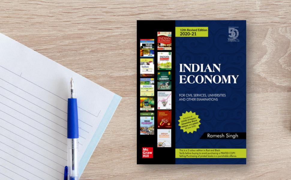 Indian Economy, Ramesh singh