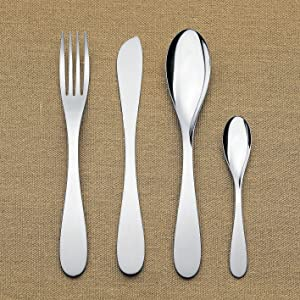 Alessi servizio di posate eat.it, design Made in Italy