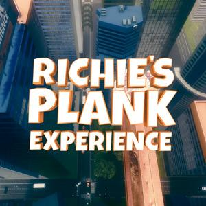 VR game, games, heights, plank, tightrope