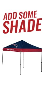 Amazon Com Nfl Portable Folding Tailgate Chair With Cup