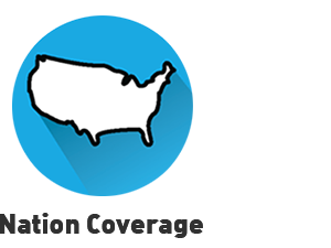 Nationwide Coverage