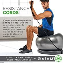 Includes Resistance Cord