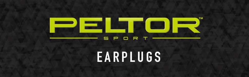 Peltor Sport Earplugs