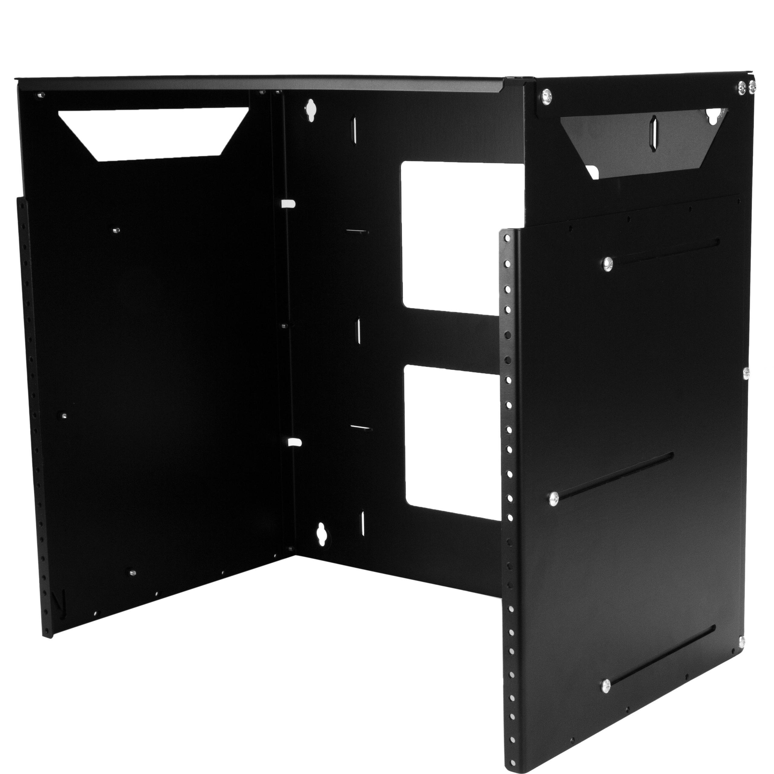 Amazon Com Startech Com 8u 12 Quot X 18 Quot Wall Mount Server