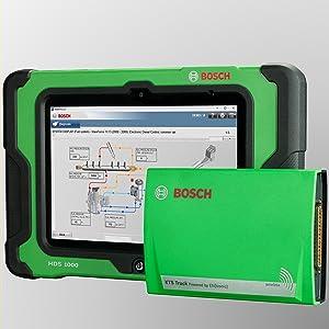 Bosch HD Truck Diagnostic Scan Tool 3824A ESI Truck