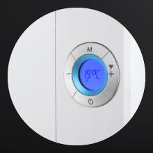 emisor termico bajo consumo, emisor termico wifi, emisor termico inteligente, orbegozo APP, orbegozo