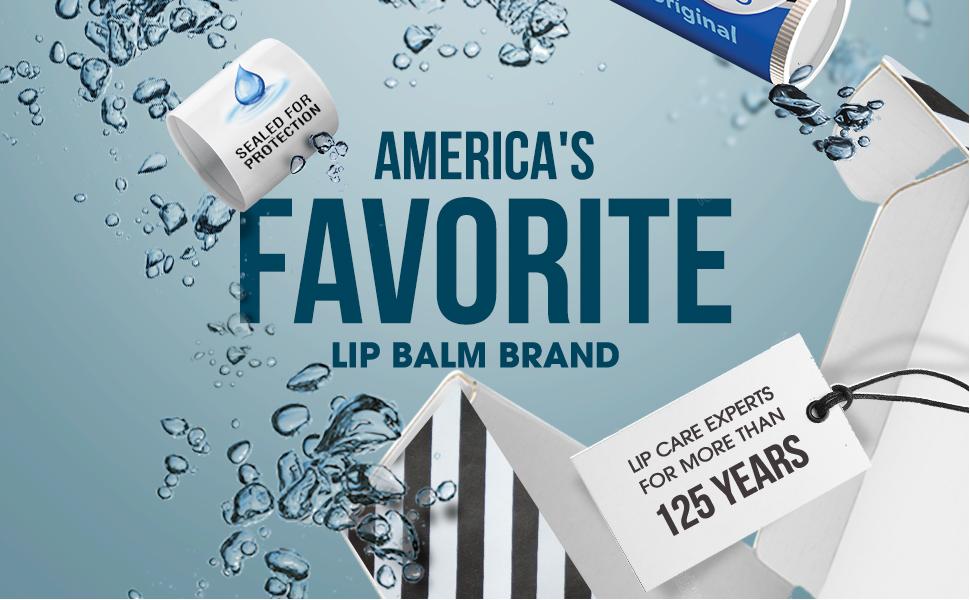 America's favorite lip balm brand