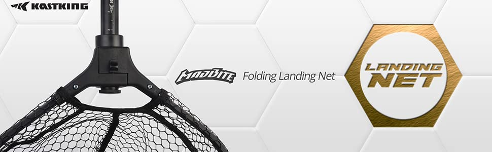 Foldable Fish Landing Net