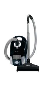 Miele Compact C1 Turbo Team vacuum cleaner