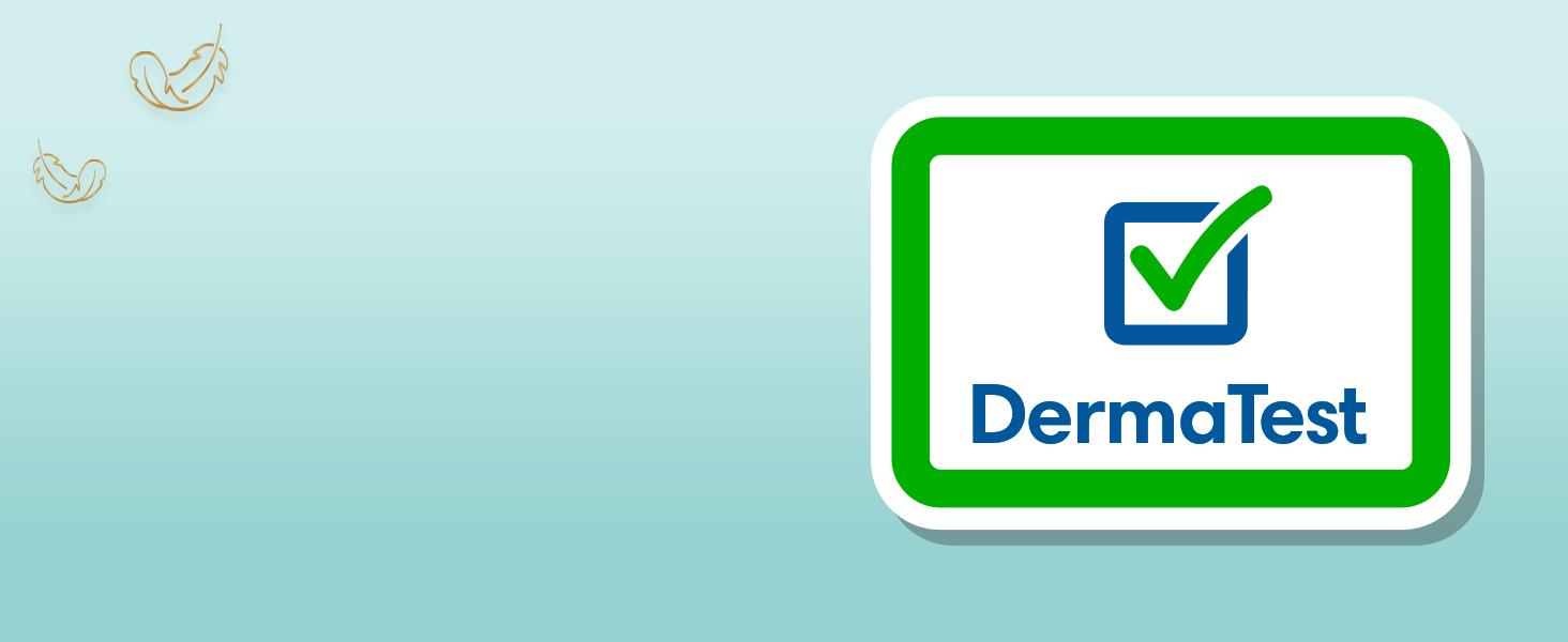 Testé dermatologiquement, sans 26 allergènes de parfum UE