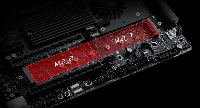 AMD X570 ATX gaming motherboard with PCIe 4.0, on-board Wi-Fi 6 (802.11ax), 5 Gbps LAN, USB 3.2, SAT