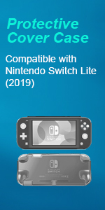 Nintendo switch Lite Protective Case