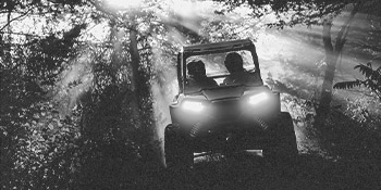 Kuryakyn UTV strip light rear light kit for functionality safety performance style for all adventure