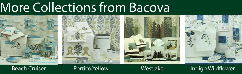 Bath Products - Bacova Guild, LTD.