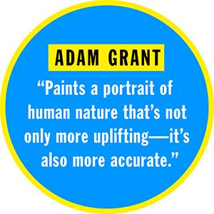 adam grant, rutger bregman