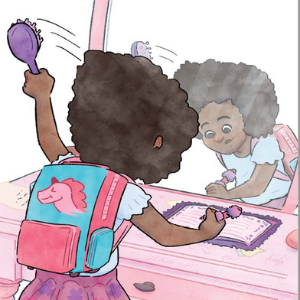 journaling believing in yourself finding your worth self-esteem love black authors empowerment kids