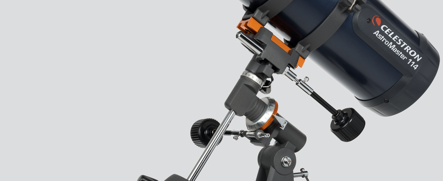 Manual Equatorial Mount