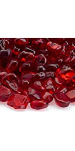 American Fire Glass Eco Glass recycled fire beads