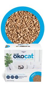 natural cat litter, cat litter, natural litter, clumping litter, wood litter, clumping wood litter