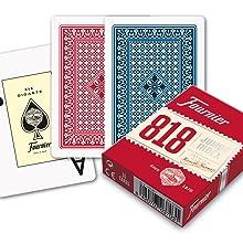 baraja poker cartas fornier Worl Poker Tour magia cardistry  plastico mejor casino texas hod'em