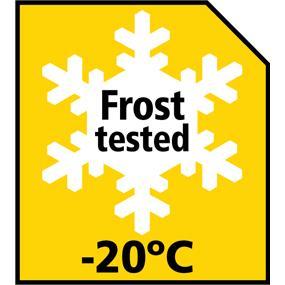 A prueba de congelamiento
