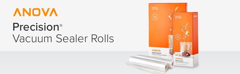 Anova Precision Vacuum Sealer Rolls