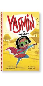 Yasmin muslim pakistani american k-2 problem-solving strong girl character chapter book