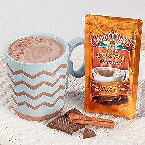 hot cocoa mix, cocoas mix, hot chocolate mix, land o lakes, hot cocoa, hot cocoa powder