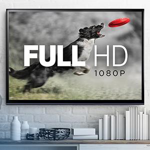 Full HD;video