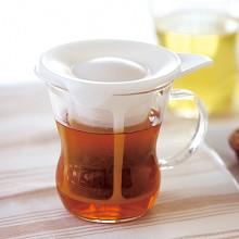 HARIO ハリオ はりお 耐熱ガラス たいねつ がらす TEE ティー お茶 おちゃ シンプル 簡単 カンタン 気軽 カワイイ 可愛い キレイ 綺麗  中が見える 機能性 便利 使いやすい
