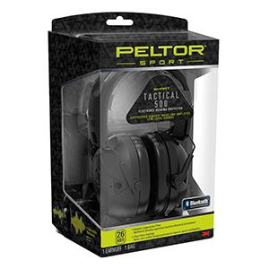 Peltor Sport Tactical 500 In Package