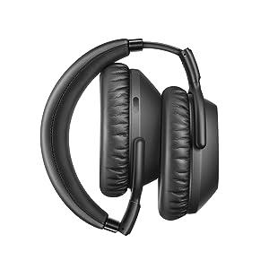 pxc 550, pxc 550-II, fone para viagem, sennheiser, para viagem, cancelamento de ruido ativo, fone
