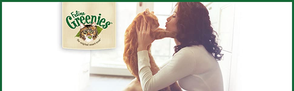 Greenies, cat treats, feline greenies, dental treats