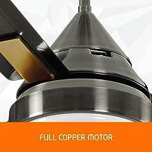 Full Copper Motor
