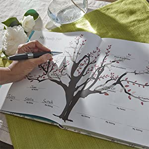 Document your family tree