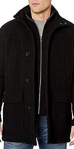 Wool Plush Car Coat