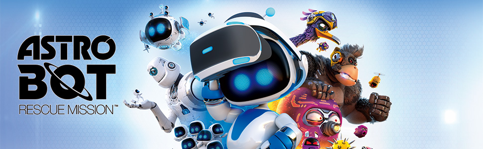 ps vr, ps4, playstation vr, astro bot, rescue mission