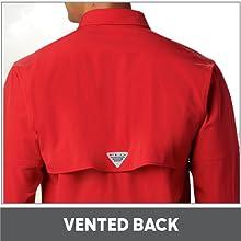 Vented Back