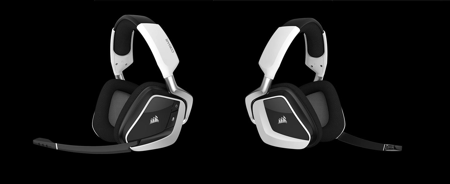 Amazon.com  CORSAIR Void PRO RGB Wireless Gaming Headset - Dolby 7.1 ... 037878f133f9