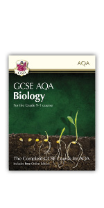 GCSE AQA Biology Student Book