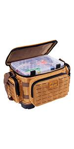 Plano guide series 3600 tackle storage bag, soft side storage, 3600 tackle organizer