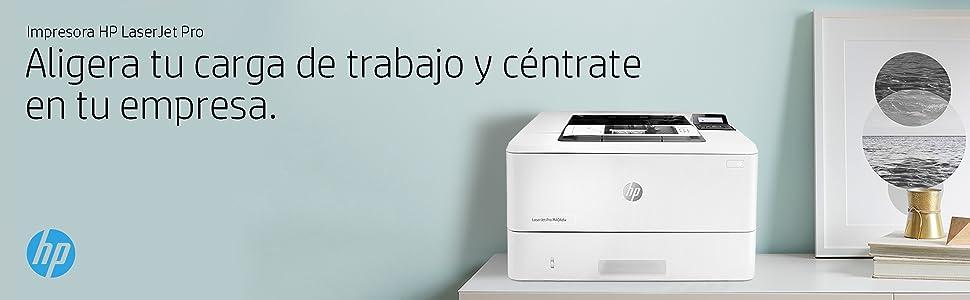 HP Laserjet Pro M404n - Impresora Láser Monocromo (A4 Negro, hasta ...