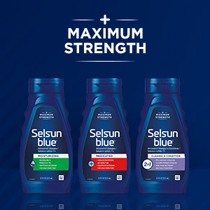 max strength shampoo for dandruff