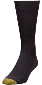 GOLDTOE Metropolitan; dress sock