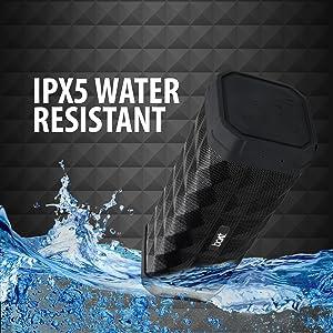 water-resistant