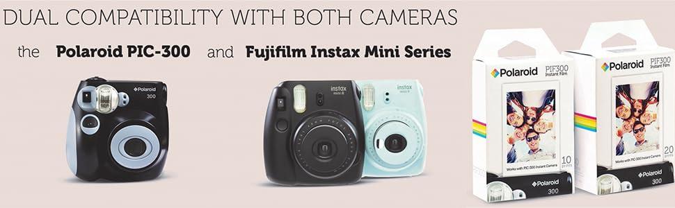 Amazon.com   Polaroid PIF300 Instant Film Replacement - Designed for ... 439c153c5d02
