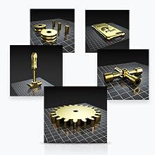 XYZ Printing Impresora 3D da Vinci Jr. WiFi Pro (totalmente ...
