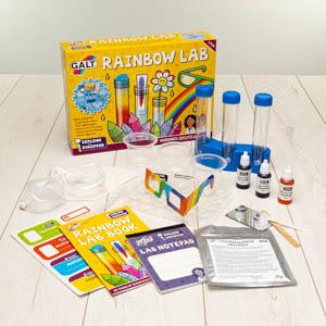 Rainbow Lab Science Kit