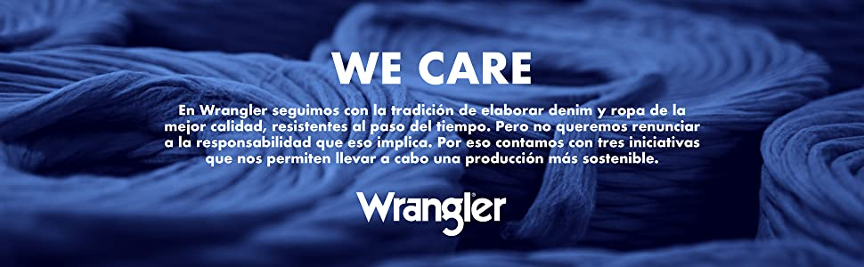 Wrangler We care